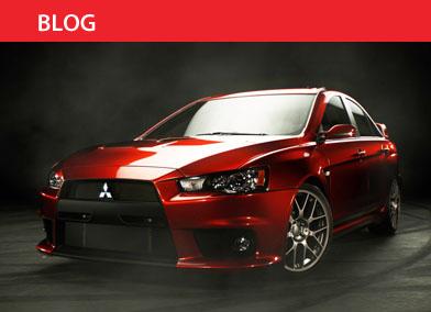 Mitsubishi Blogs