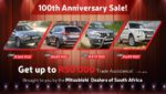 Mitsubishi Motors 100th Anniversary Sale   CMH Mitsubishi Westrand