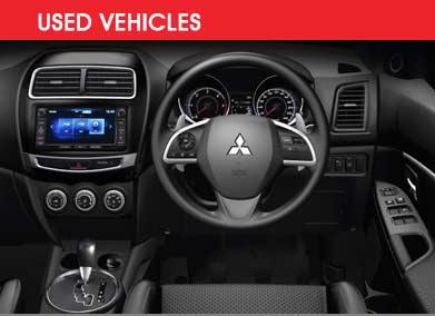 Mitsubishi Used Cars