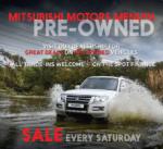 CMH Mitsubishi Menlyn pre owned