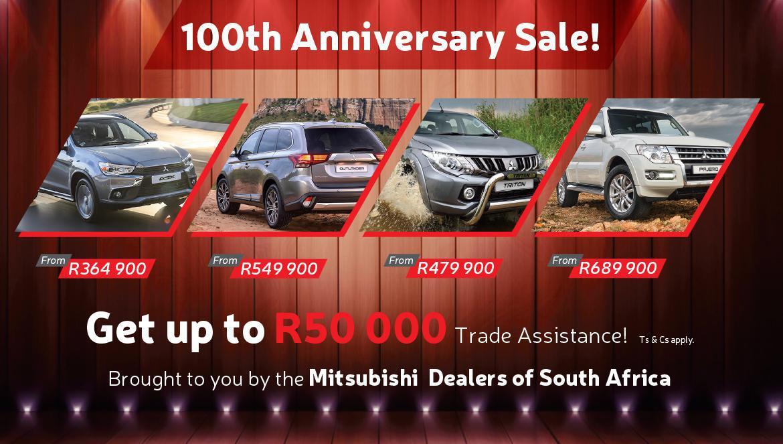 100 Years Of Mitsubishi Motors