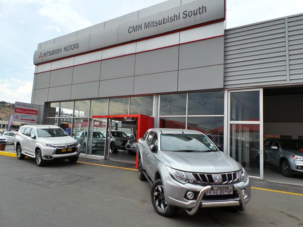 Mitsubishi Triton History