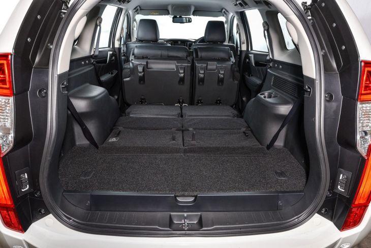 CMH mitsubishi Menlyn- Mitsubishi Pajero Sport boot