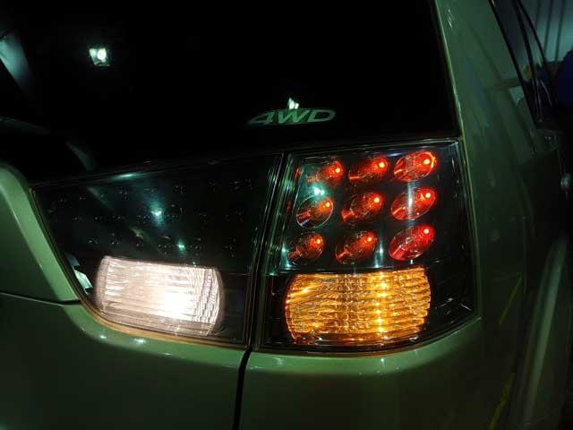 CMH Mitsubishi- Check brake and headlights