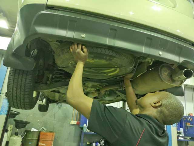 CHM Mitsubishi- know your car