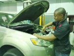 CHM Mitsubishi- top up fluid levels