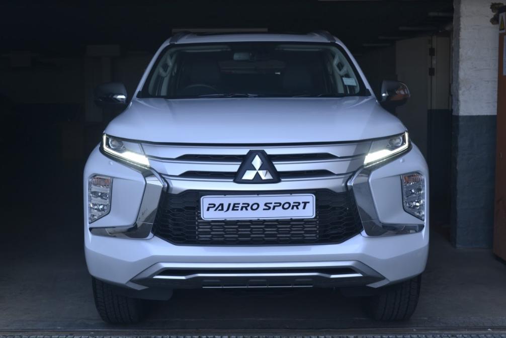 The Mitsubishi Pajero Sport