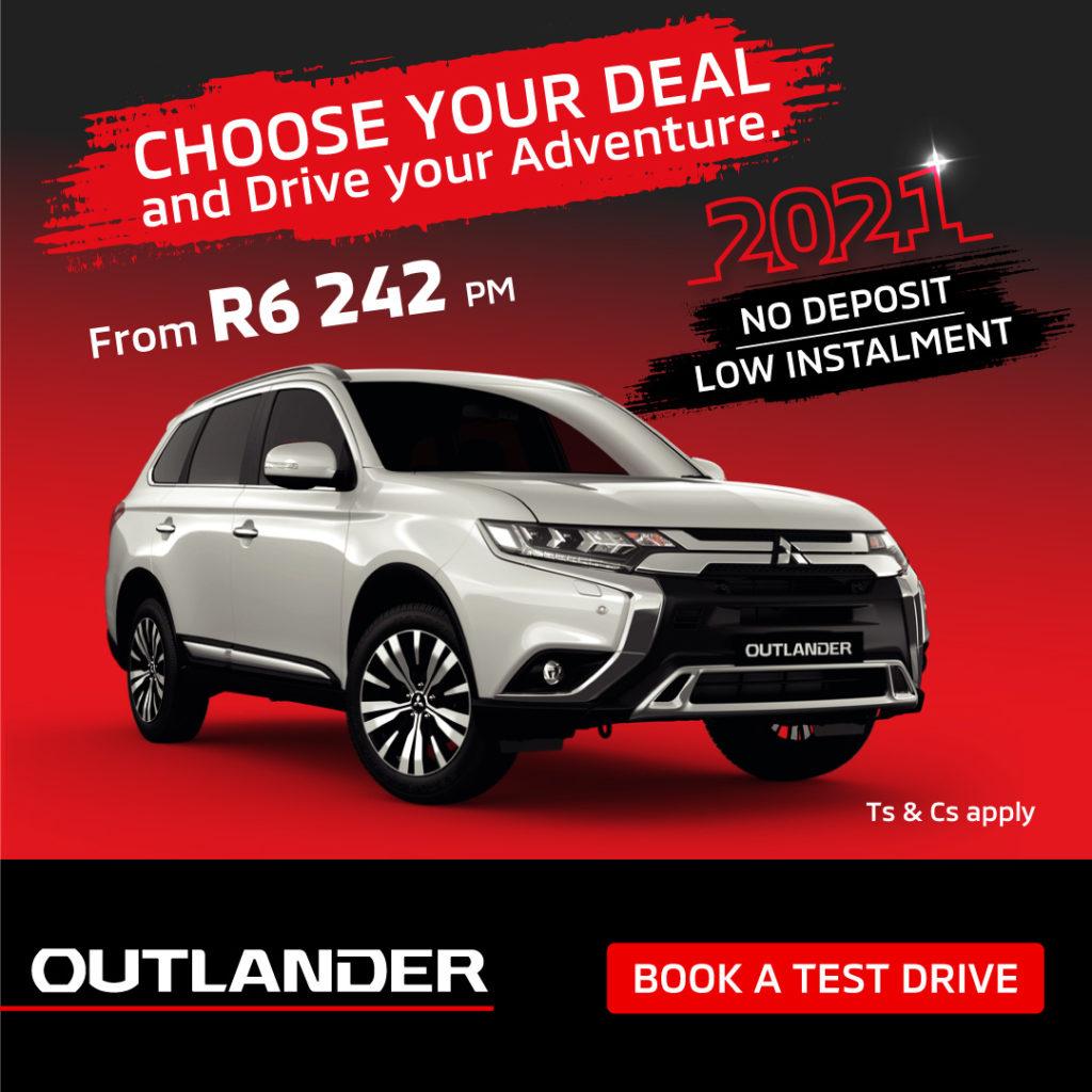 Choose your deal - Outlander