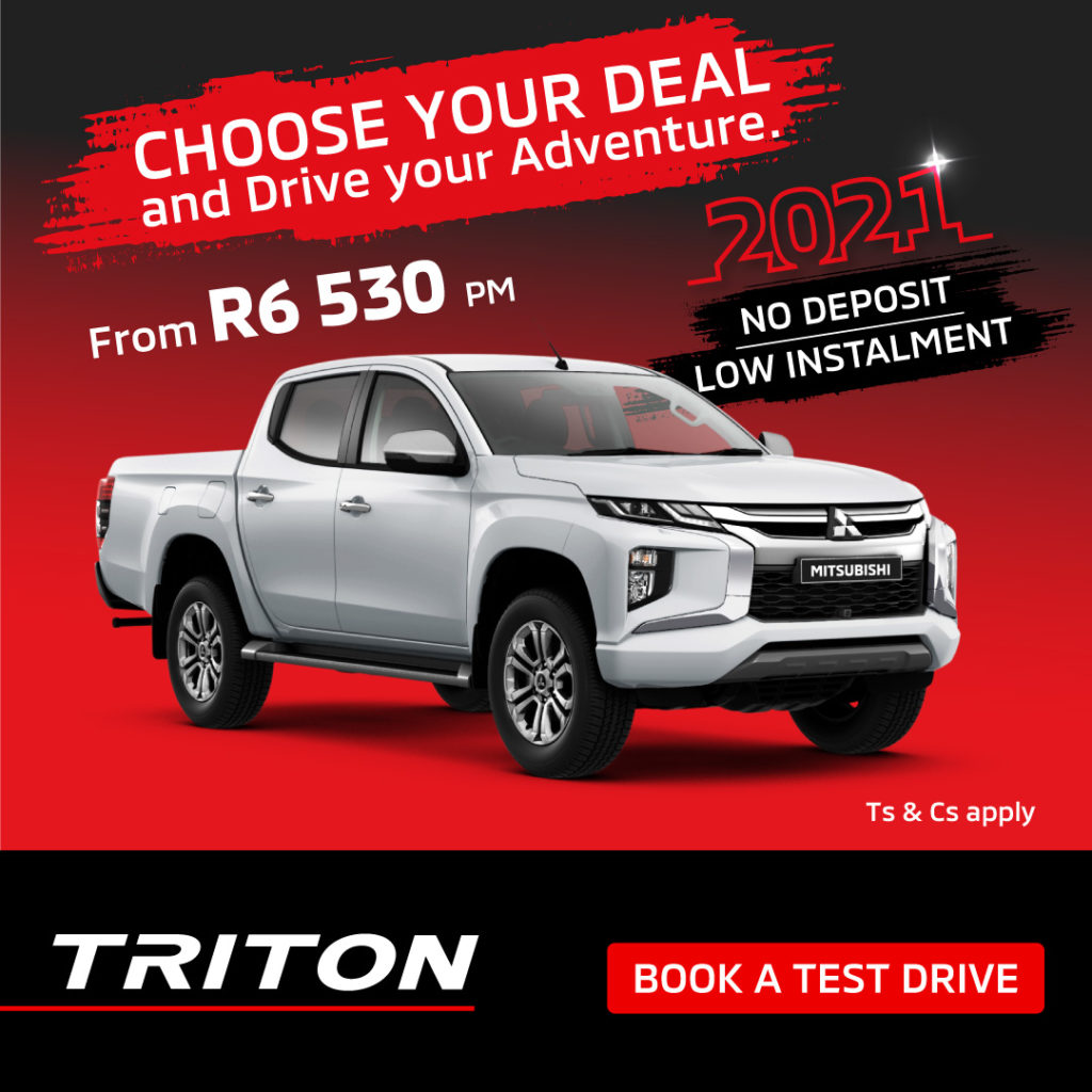 Choose your deal - Triton